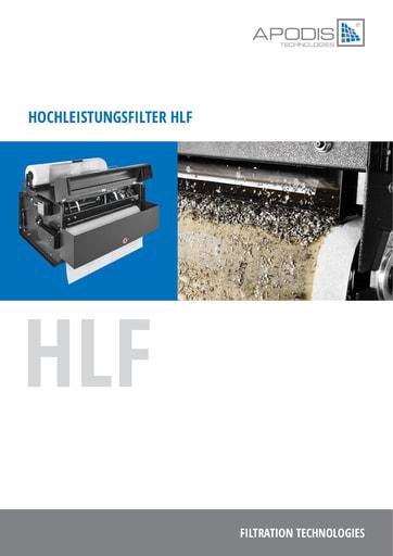Hochleistungsfilter HLF
