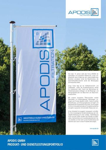 Produkt- und Dienstleistungsportfolio